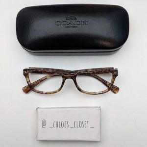 🕶️Coach HC6065 5287 Women's Eyeglasses/PT121🕶️